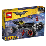 LEGO Batman The Movie Batmobilen
