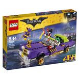 LEGO Batman The Movie Jokern Beryktad Lowrider