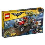 LEGO Batman The Movie Killer Croc Tail-Gator