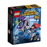 LEGO DC Comics Super Heroes Superman mot Bizarro