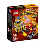 LEGO Marvel Super Heroes Iron Man mot Thanos