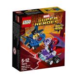 LEGO Marvel Super Heroes Wolverine mot Magneto