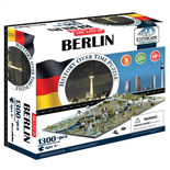 4D Cityscapes Time Puzzle Berlin Tyskland 1300 Bitar
