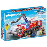 Playmobil Flygplatsbrandbil