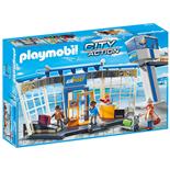 Playmobil Flygplats med Trafikledningstorn
