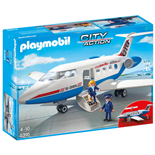 Playmobil Passagerarplan