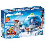 Playmobil Isvaktarens Högkvarter