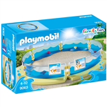 Playmobil Akvariumgård
