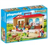 Playmobil Take Along Bondgård