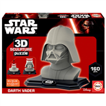 Educa Star Wars 3D Sculpture Pussel 160 Bitar Darth Vader