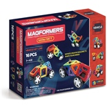 Magformers WOW Set 16 Delar Vehicle