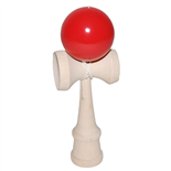 Wooden Kendama Röd