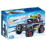 Playmobil Ispirater med Lastbil