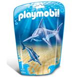 Playmobil Svärdfisk med Unge