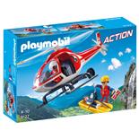 Playmobil Fjällräddningshelikopter