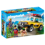 Playmobil Fjällräddningstruck