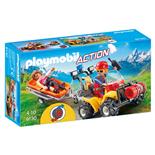 Playmobil Fjällräddningsquad