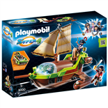 Playmobil Piratkameleont med Ruby