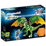 Playmobil Riddarlanddrake med Alex