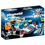 Playmobil FulguriX med Agent Gene