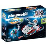 Playmobil Skyjet med Dr X och Robot