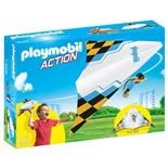 Playmobil Gul Hängglidare