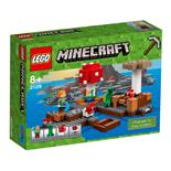 LEGO Minecraft Svampön