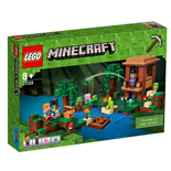 LEGO Minecraft Häxstugan