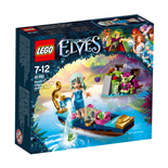 LEGO Elves Naidas Gondol och det Tjuvaktiga Trollet