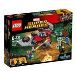 LEGO Marvel Super Heroes Ravager-anfall