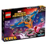 LEGO Marvel Super Heroes Milano vs. Abilisken