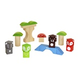 BRIO Forest Animal Blocks