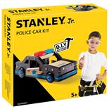 Stanley Junior Polisbil Träbyggsats