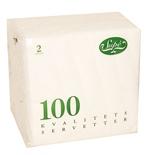 Servetter Vita 100-Pack
