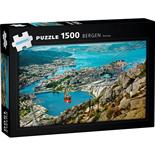 Kärnan Pussel 1500 Bitar Bergen, Norway