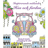Kärnan Inspirerande Målande Hus och Fordon