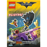 Kärnan LEGO The Batman Movie Klara, Färdiga, Klistra!