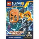 Kärnan LEGO Nexo Knights Stenmonstren Anfaller!