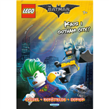 Kärnan LEGO The Batman Movie Kaos i Gotham City!