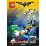 Kärnan LEGO The Batman Movie Kaos i Gotham City!