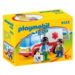 Playmobil 1-2-3 Räddningsambulans