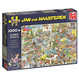 Jan van Haasteren Pussel 1000 Bitar The Holiday Fair