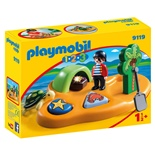 Playmobil 1-2-3 Piratö