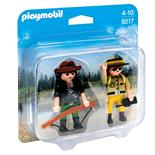 Playmobil Skogsvaktare och Jägare
