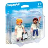 Playmobil Officerare på Kryssningsfartyget