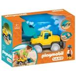 Playmobil Grävskopa