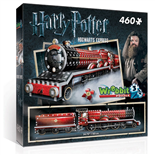 Wrebbit 3D Pussel 460 Bitar Harry Potter Hogwarts Express