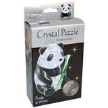 Crystal Puzzle 3D Pussel 42 Bitar Panda