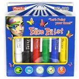 Meidu Ansiktsfärg 6-Pack