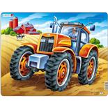 Larsen Pussel 37 Bitar Stor Traktor